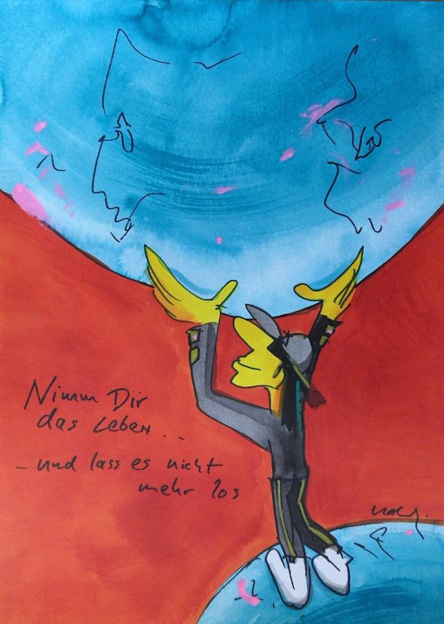 Udo Lindenberg | Nimm Dir das Leben und lass es nicht mehr los