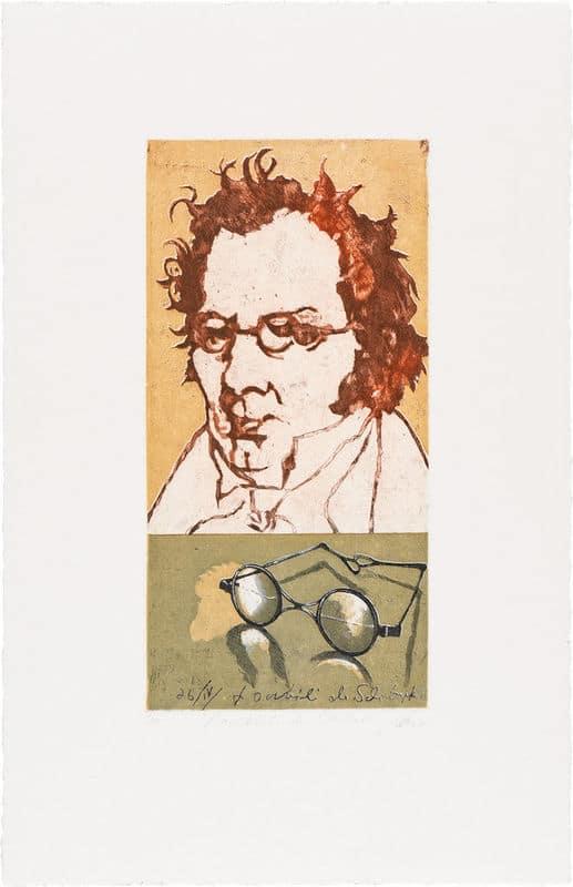 Wolfgang Zelmer | L'occhiali di Schubert