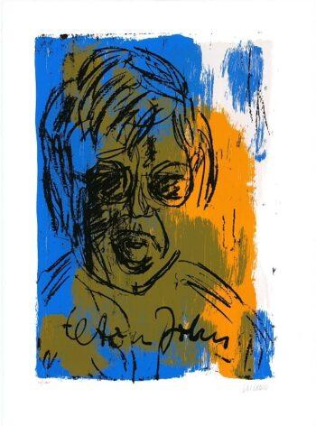 Armin Mueller-Stahl | Elton John