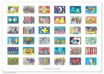 James Rizzi | A Part Of My Art