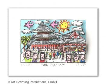James Rizzi | Big in Japan