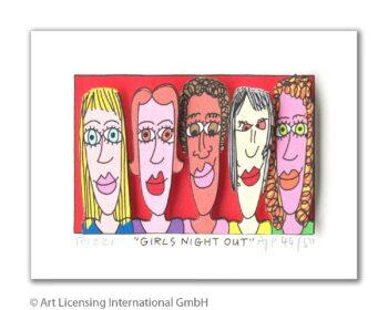 James Rizzi | Girls Night Out