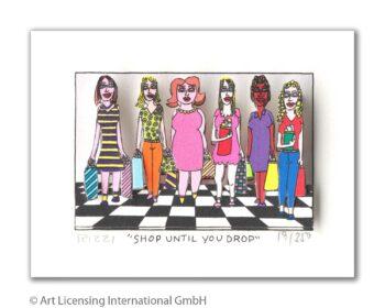 James Rizzi | Shop until you drop