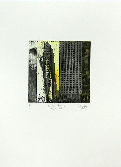 Stefan Becker | 55th Street - New York