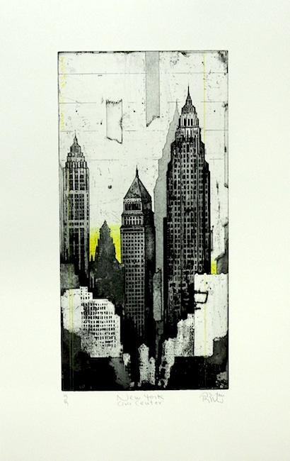 Stefan Becker | Civic Center - New York