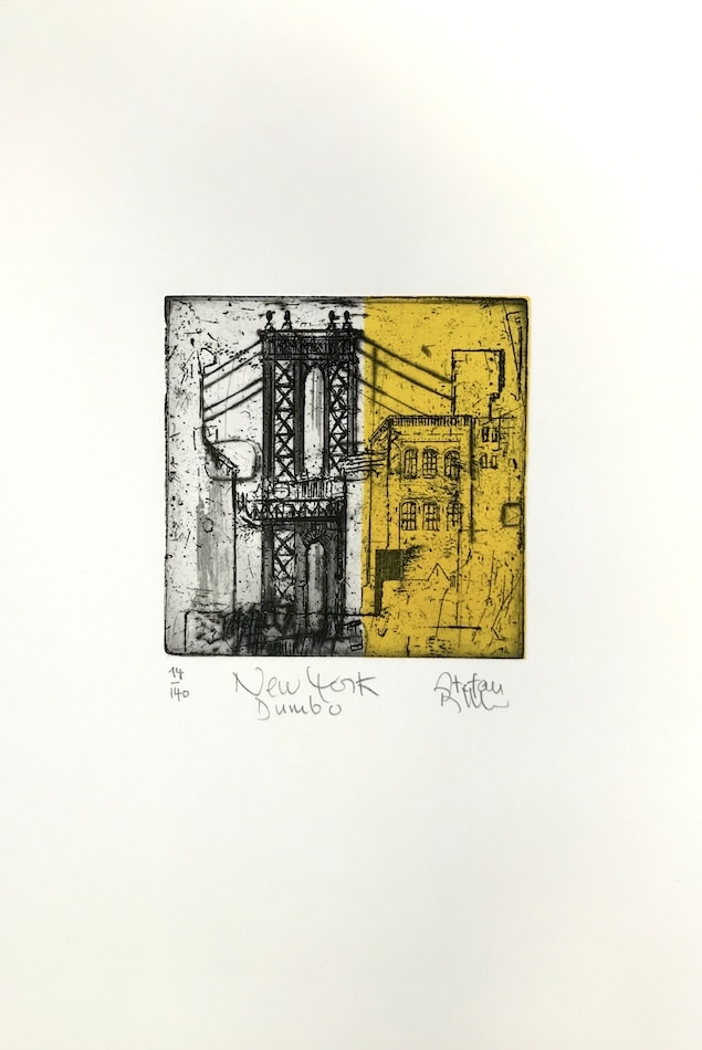 Stefan Becker | New York Dumbo