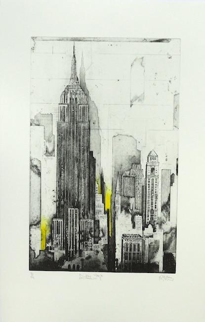 Stefan Becker | Midtown I - New York