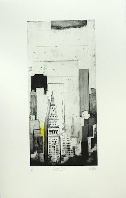 Stefan Becker | Midtown II - New York