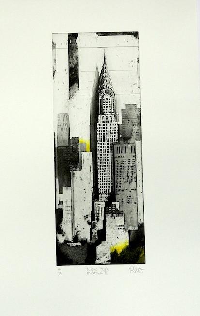 Stefan Becker   Midtown III - New York