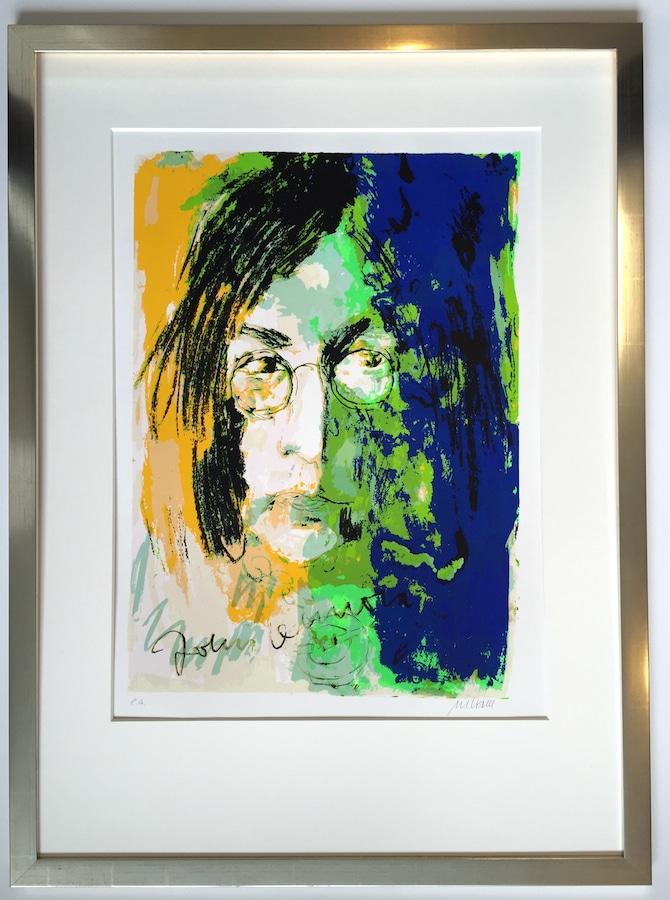 Armin Mueller-Stahl | John Lennon (gerahmt)