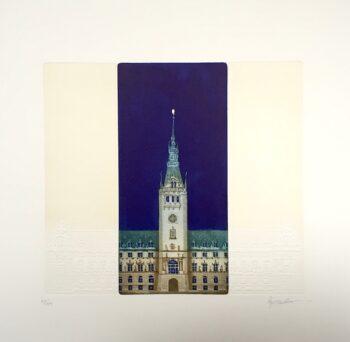 Joseph Robers | Hamburg Rathaus