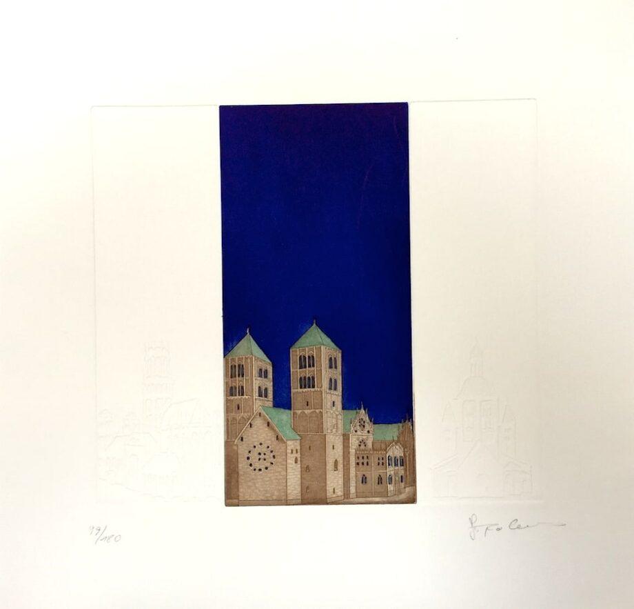 Joseph Robers | Münster Dom (klein)