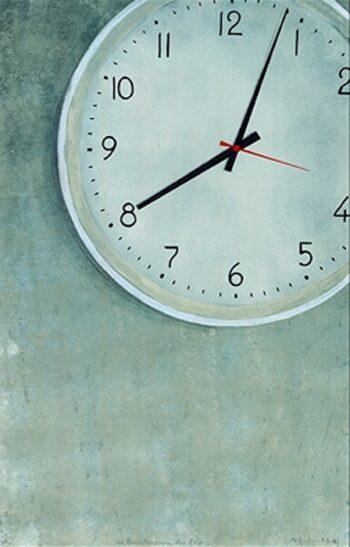 Antje Wichtrey | Im Zwischenraum der Zeit