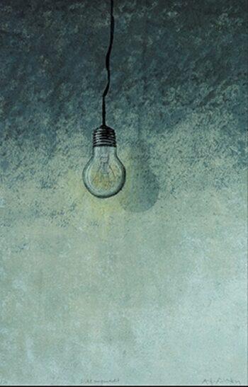Antje Wichtrey | Licht angemacht