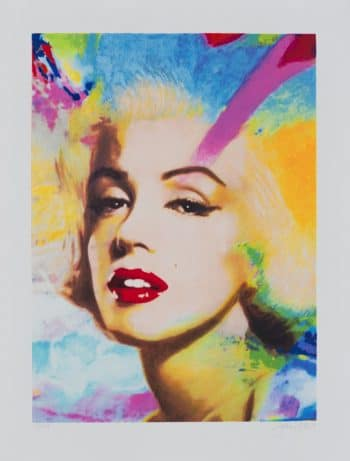 James Francis Gill Marilyn Inspiration