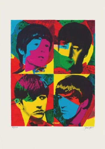 James Francis Gill Young Beatles...Beautiful Magic