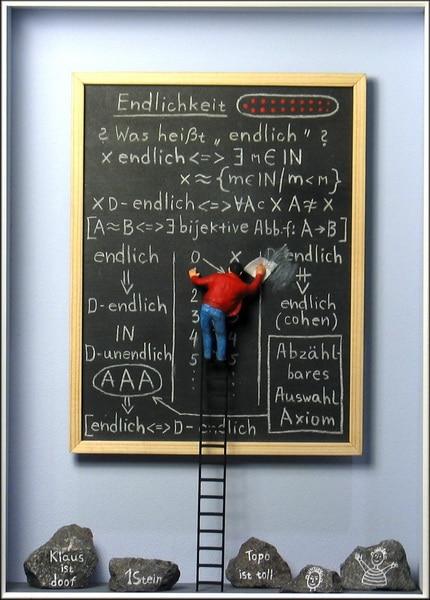 Volker Kühn | Der Mathematiker