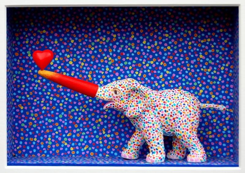 Volker Kühn | Ich geh dann mal als Elefant