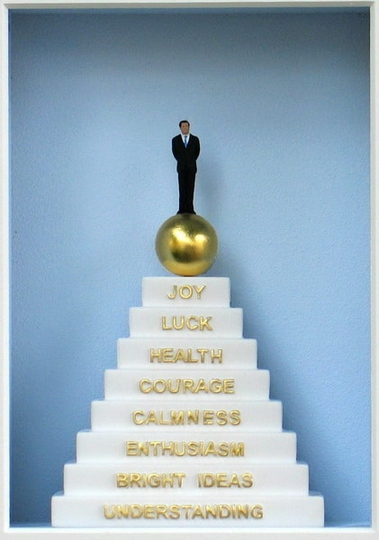 Volker Kühn | Stairs to success -m-