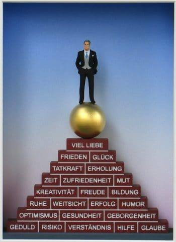 Volker Kühn | Bausteine des Lebens