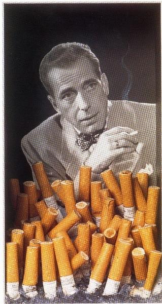 Volker Kühn | Rauch mir in die Augen, Kleines!
