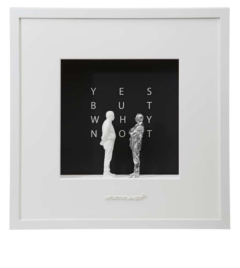 Ralf Birkelbach | Wortkunst | Yes but why not