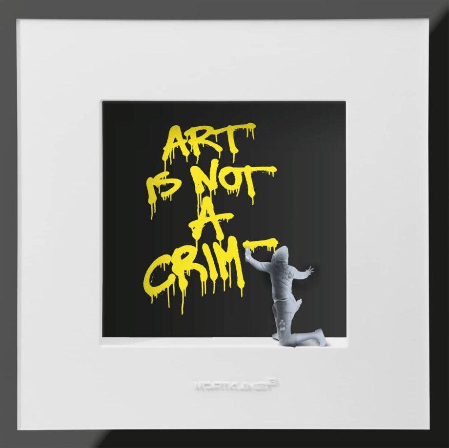 Ralf Birkelbach | Wortkunst | Art is not a Crime