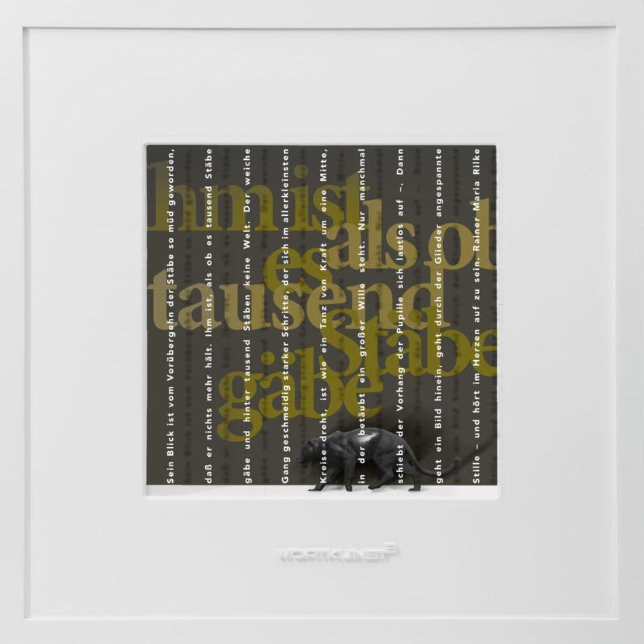 Ralf Birkelbach | Wortkunst | Der Panther