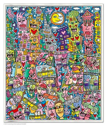 James Rizzi | Getting the most out of life