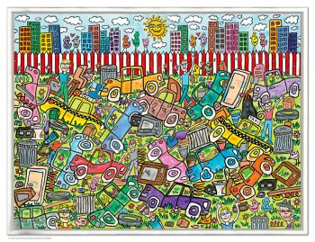 James Rizzi | You don't habe to pay to play