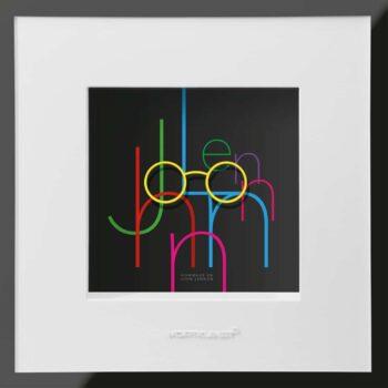 Ralf Birkelbach Wortkunst John Lennon 4C