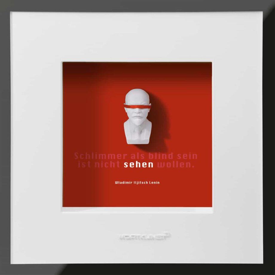 Ralf Birkelbach | Wortkunst | Lenin