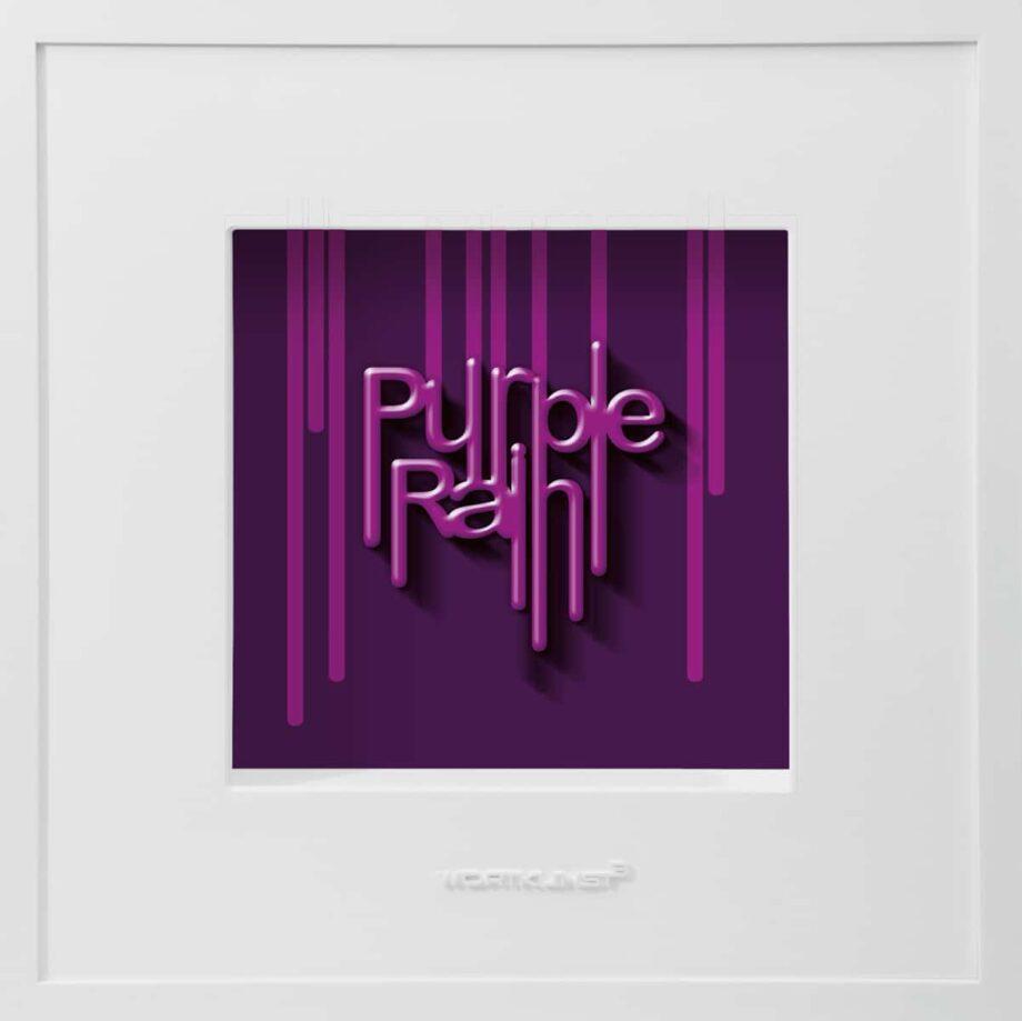 Ralf Birkelbach | Wortkunst | Purple Rain