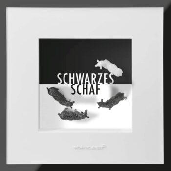 Ralf Birkelbach | Wortkunst | Schwarzes Schaf