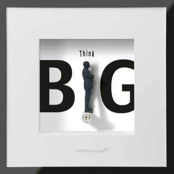 Ralf Birkelbach | Wortkunst | Think Big S