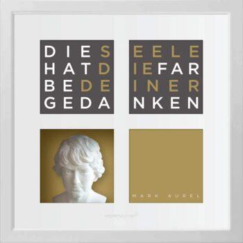 Ralf Birkelbach | Wortkunst | Mark Aurel