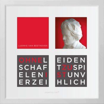 Ralf Birkelbach | Wortkunst | Ludwig van Beethoven