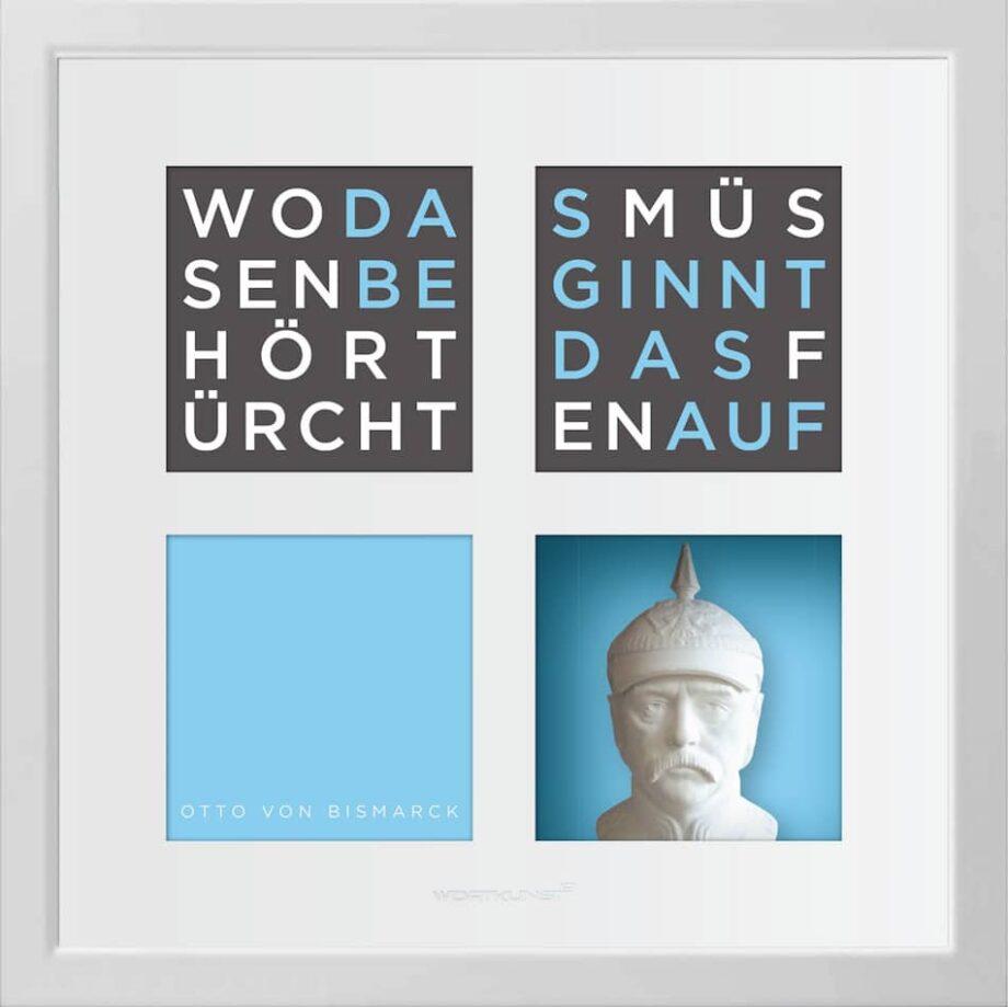 Ralf Birkelbach | Wortkunst | Otto von Bismarck