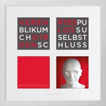Ralf Birkelbach | Wortkunst | Bertolt Brecht