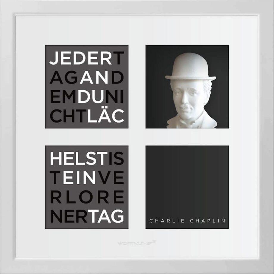 Ralf Birkelbach | Wortkunst | Charlie Chaplin
