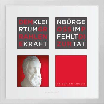 Ralf Birkelbach | Wortkunst | Friedrich Engels