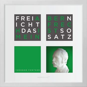 Ralf Birkelbach | Wortkunst | Theodor Fontane