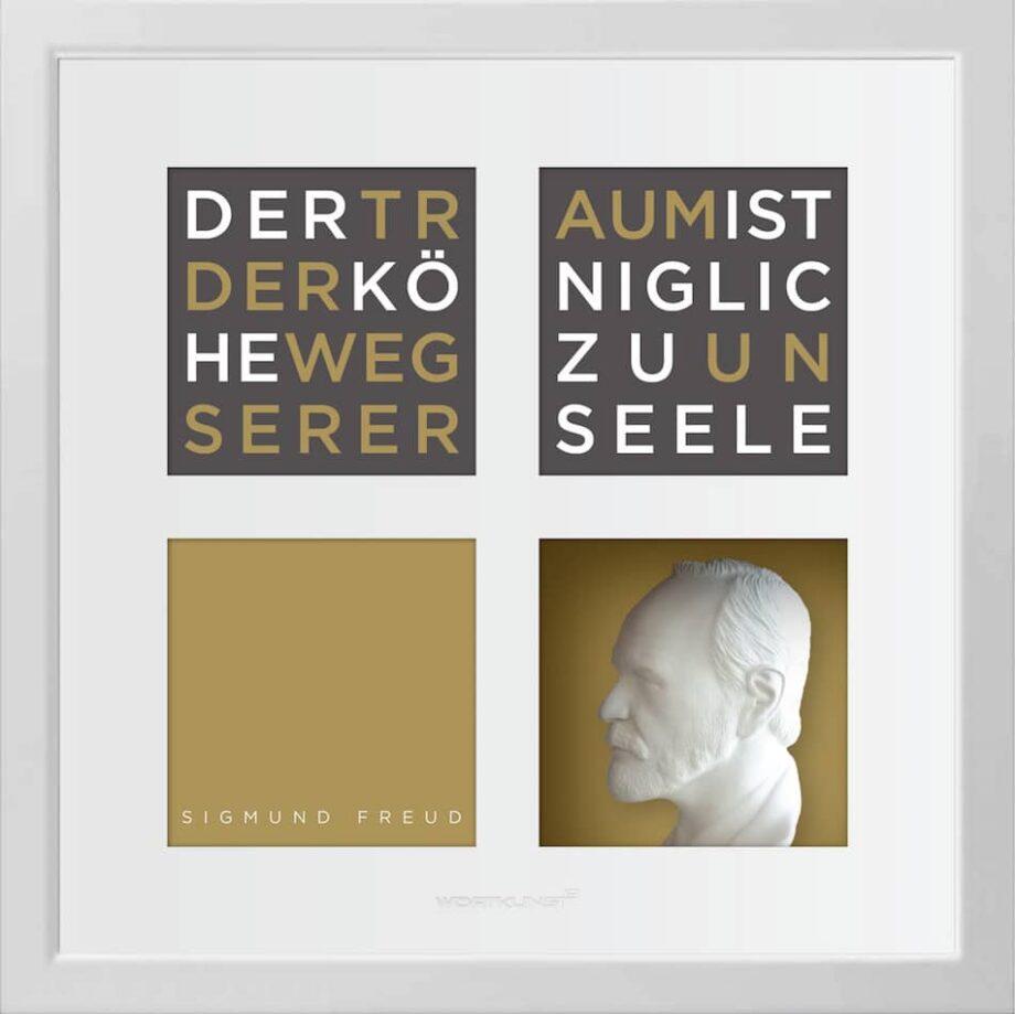 Ralf Birkelbach | Wortkunst | Sigmund Freud