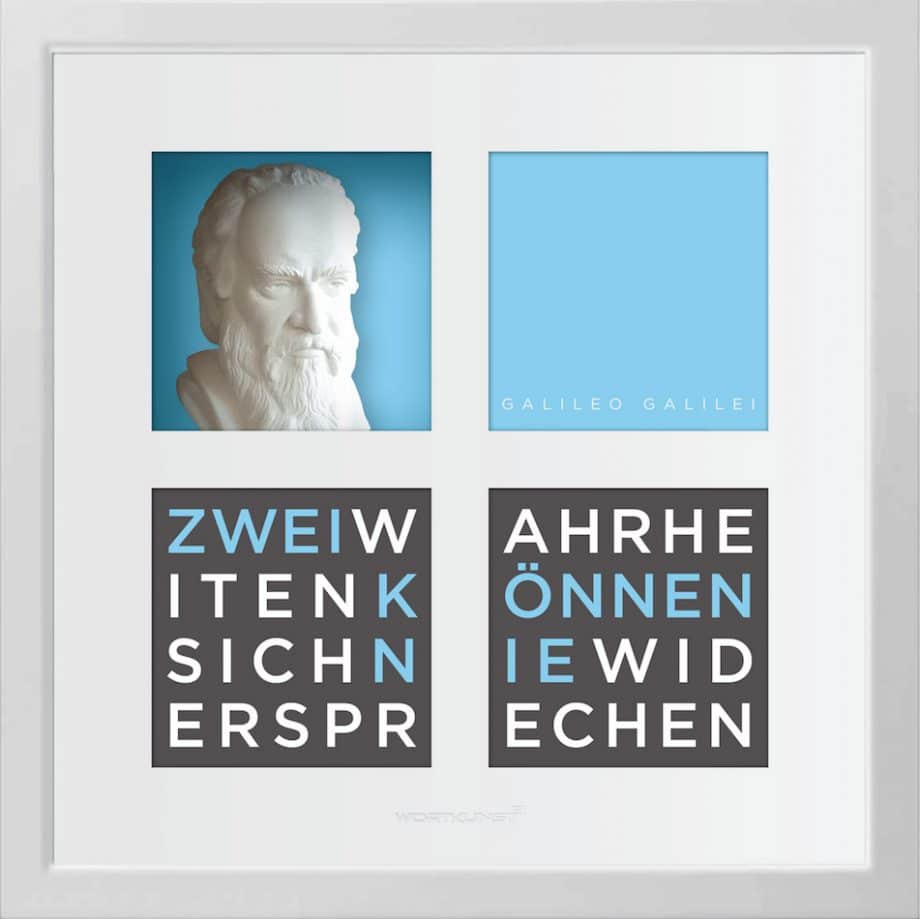 Ralf Birkelbach | Wortkunst | Galileo Galilei