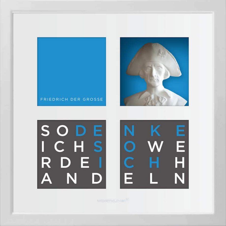 Ralf Birkelbach | Wortkunst | Friedrich der Grosse