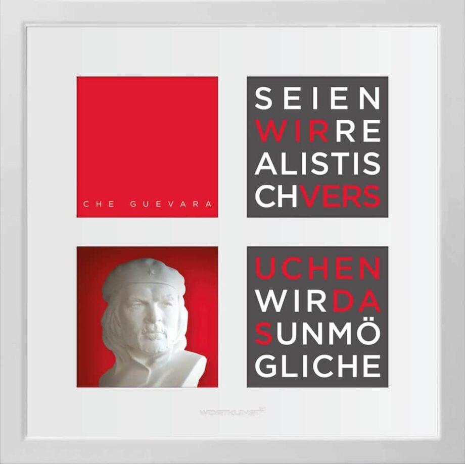 Ralf Birkelbach | Wortkunst | Che Guevara