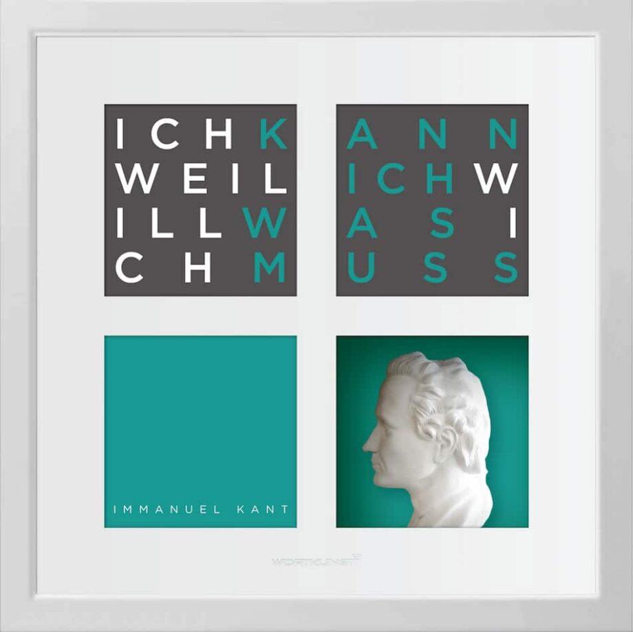 Ralf Birkelbach | Wortkunst | Immanuel Kant