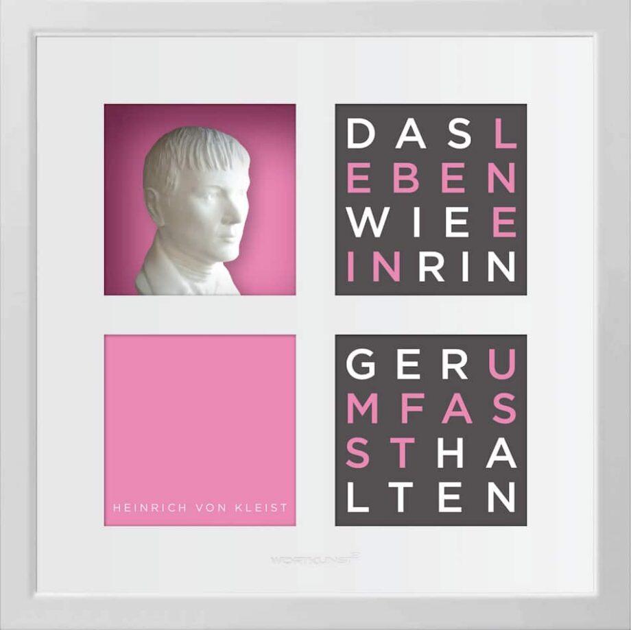 Ralf Birkelbach | Wortkunst | Heinrich von Kleist