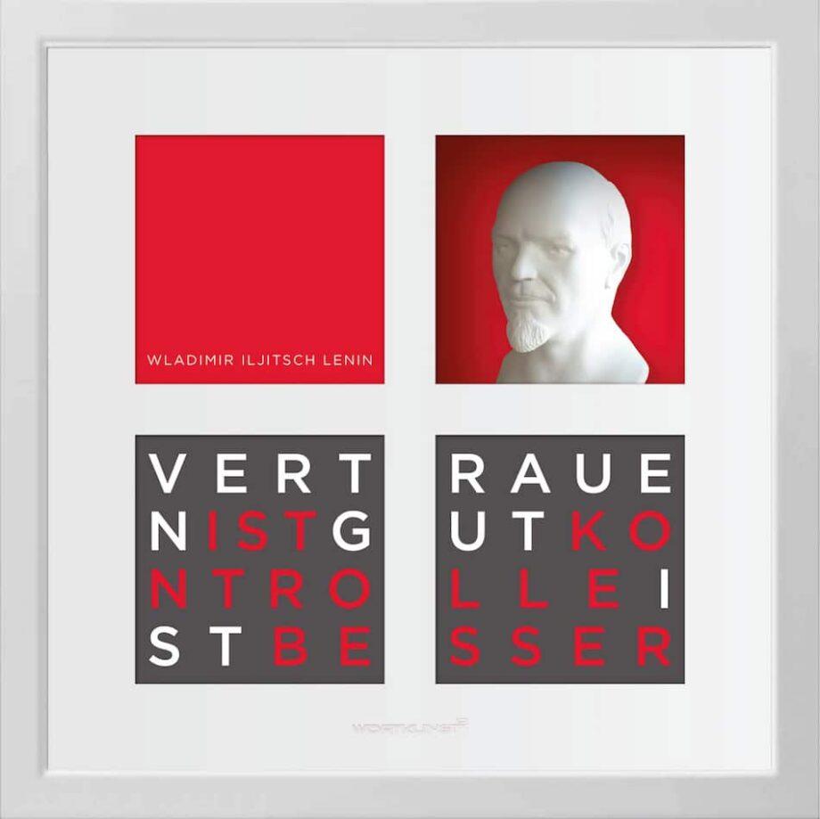 Ralf Birkelbach | Wortkunst | Wladimir Iljitsch Lenin