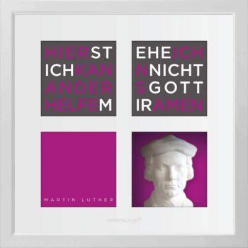 Ralf Birkelbach | Wortkunst | Martin Luther